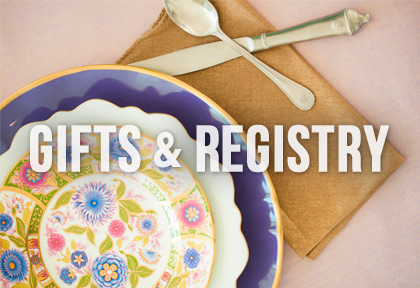 Austin Gift and Wedding Registry