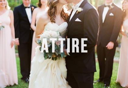 Austin wedding attire