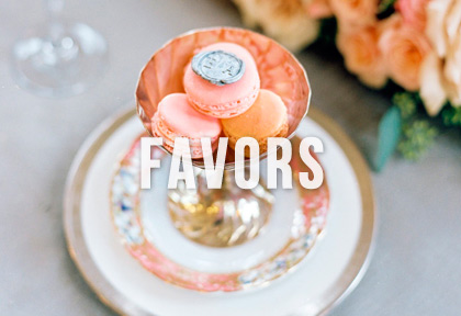 Austin Wedding Favors
