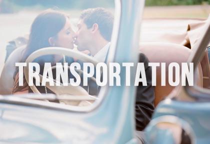 Austin Wedding Transportation Vendors