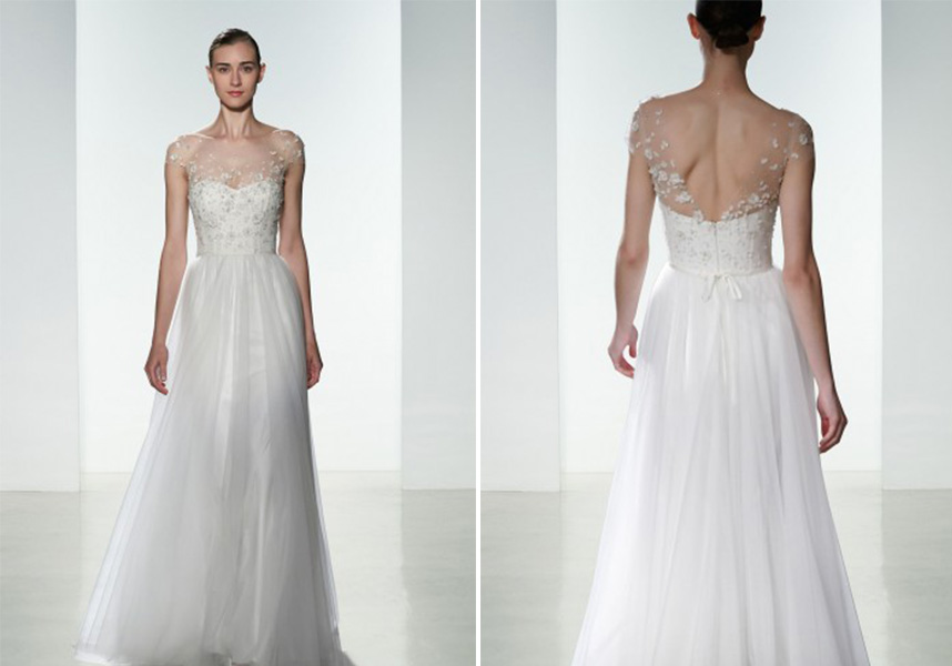 10 wedding gowns with gorgeous detailing for Austin wedding dress shops