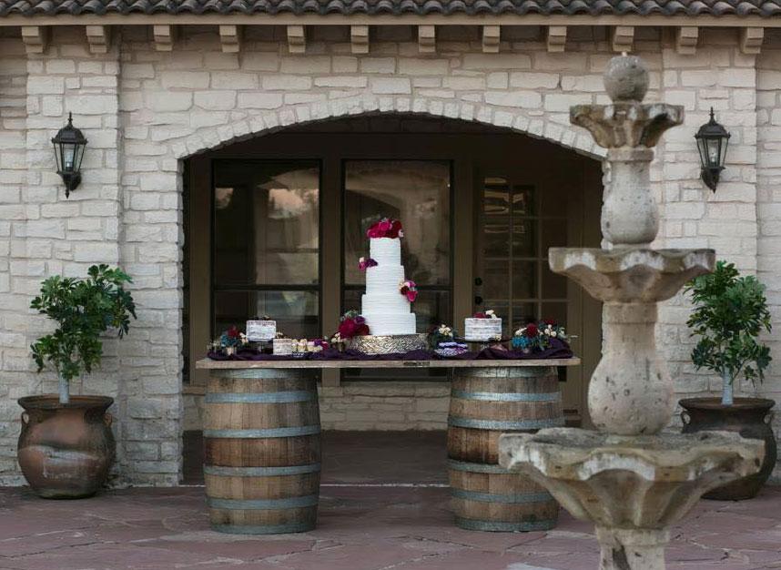 Romantic Wedding Venue La Rio Mansion