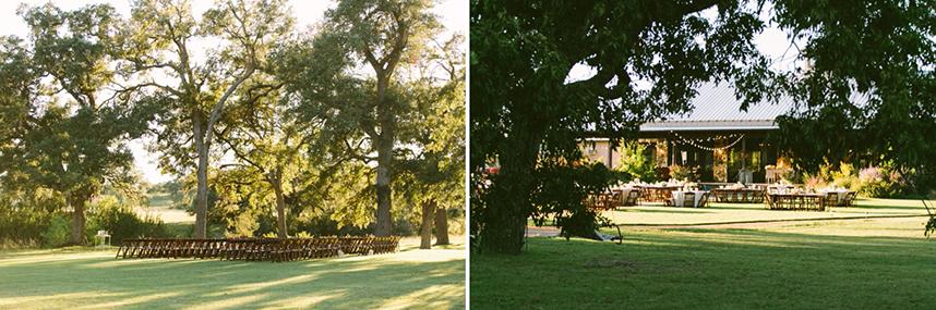 Pecan Springs Ranch - austin wedding venue