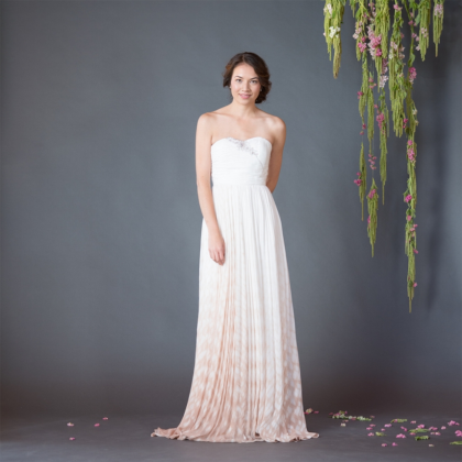 Eco Friendly Wedding Gowns From Celia Grace