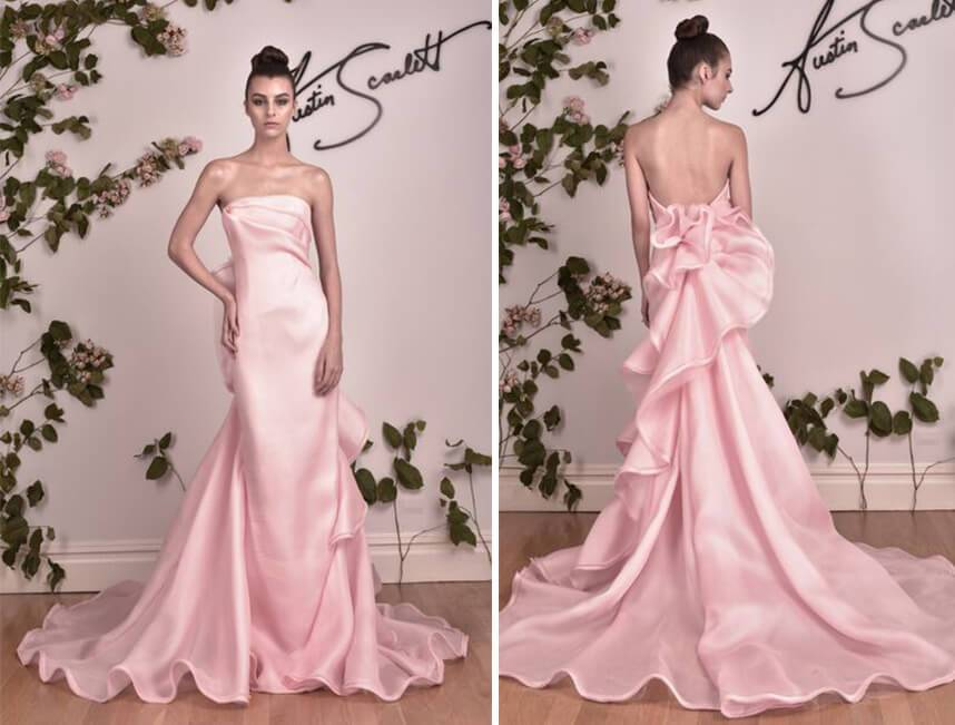 My Goodness, Mr. Scarlett! Youu0027ve Done It Again! When We Saw The New Austin  Scarlett Fall 2016 Collection At New York Bridal Fashion Week A Few Weeks  Ago, ...