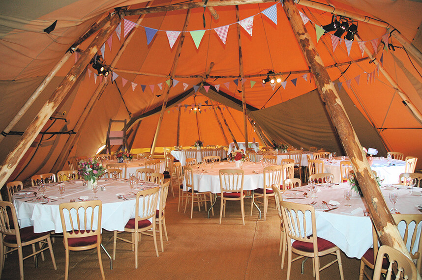 Austin Tent Rentals From Indie House Event Rentals