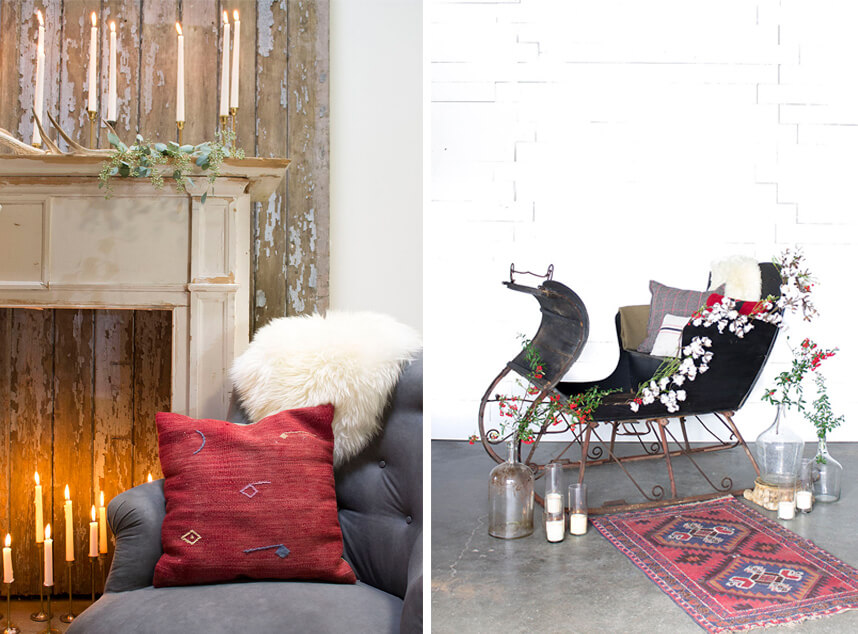 Holiday Decor From Loot Vintage Rentals