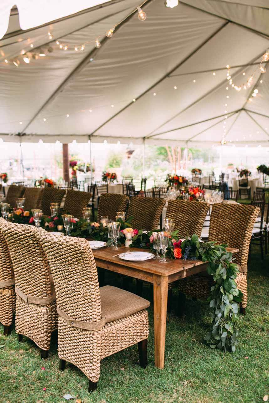 communal - outdoor organic austin wedding by whitt