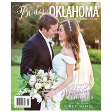 2016 Spring/Summer Brides of Oklahoma Issue