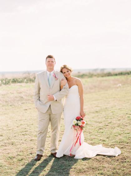 Outdoor Spring Austin Wedding From Westcott Weddings
