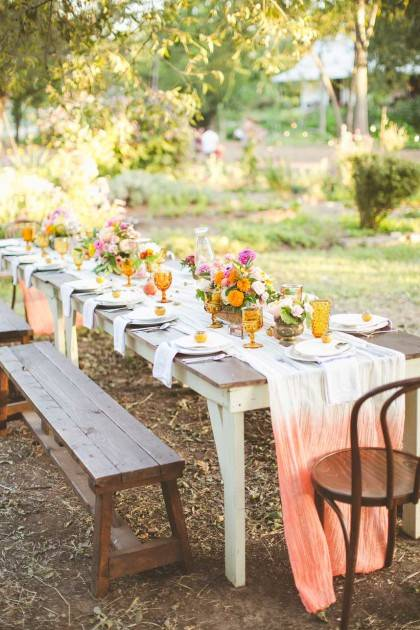 Vibrant Outdoor Austin Wedding From Bird Dog Wedding Amy