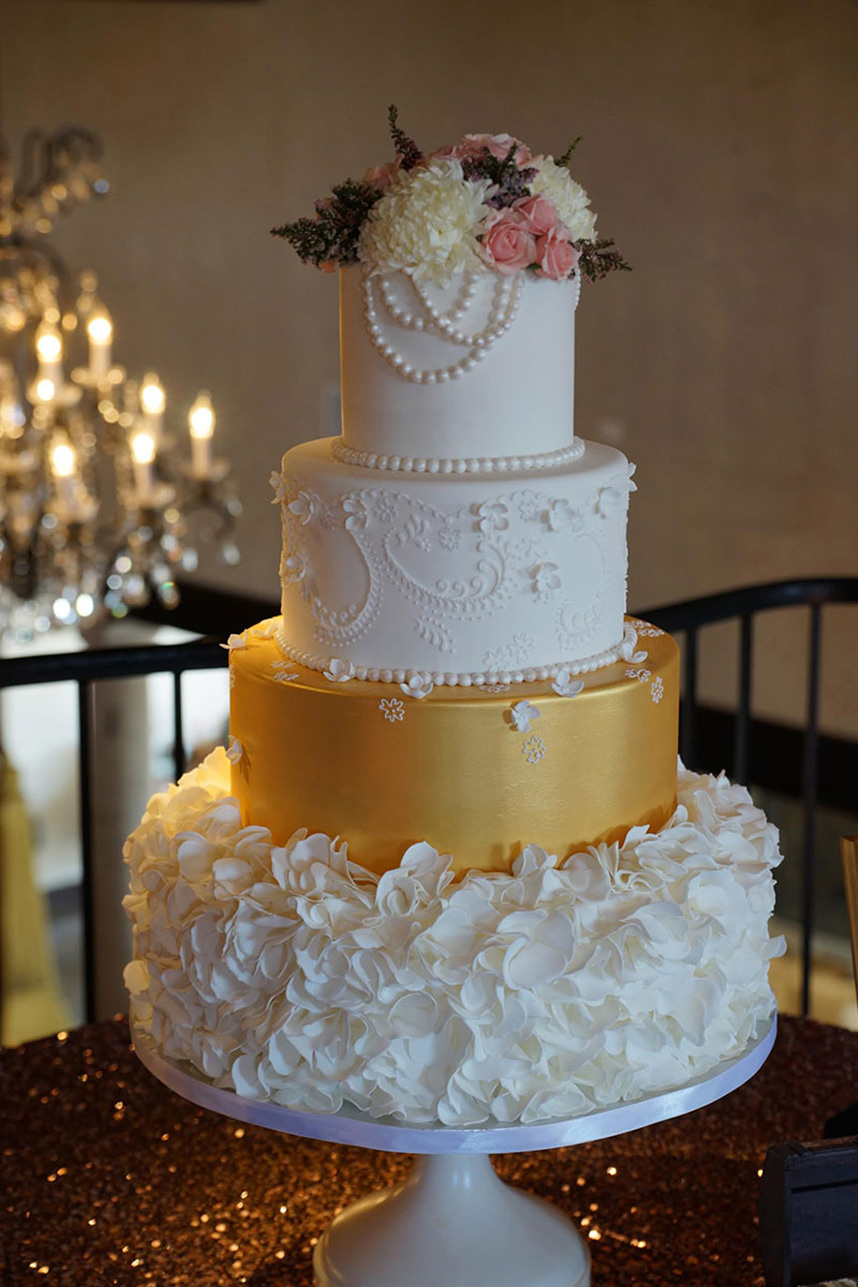 Trending Wedding Cake Designs From Austin S Top Bakeries