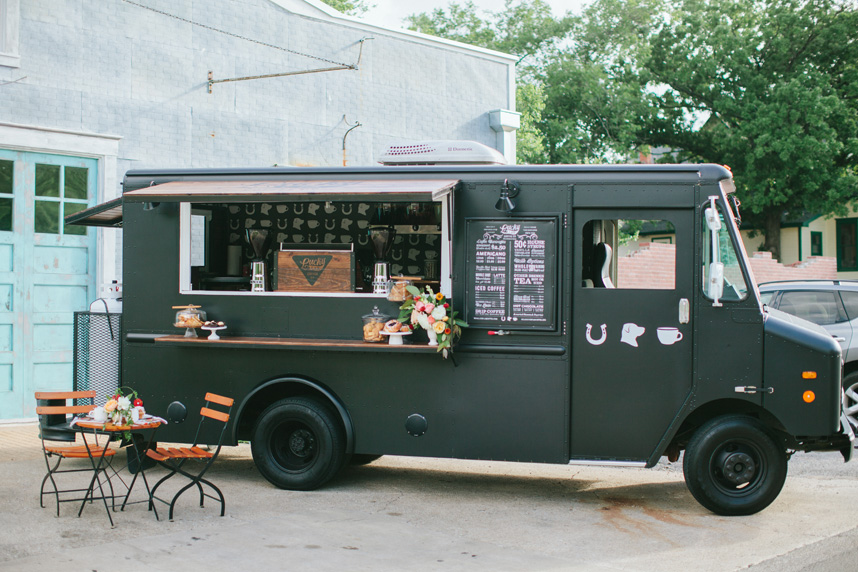 Coffee Bean Food Truck