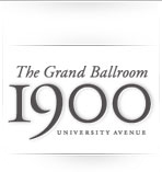 The Grand Ballroom at 1900 University Avenue - Austin Wedding Venues
