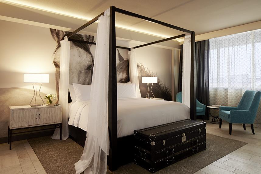 Archer Austin_Archer's King Suite_Bedroom 2