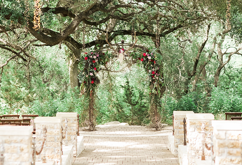 Texas Hill Country Wedding Destination At Camp Lucy