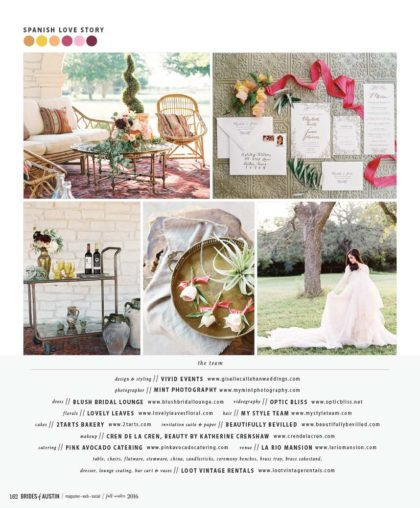 Austin Wedding Planner - Vivid Events