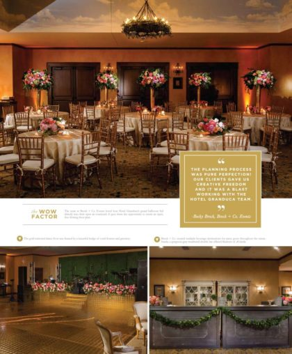 Austin Wedding Planner - Brock and Co. Events