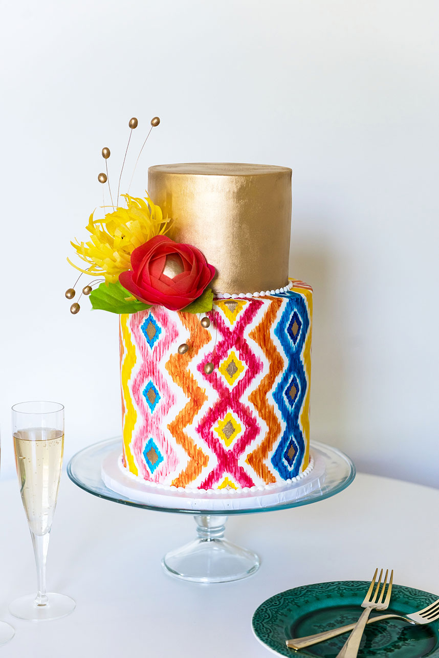 Colorful Cakes By Austin S Top Cake Artists