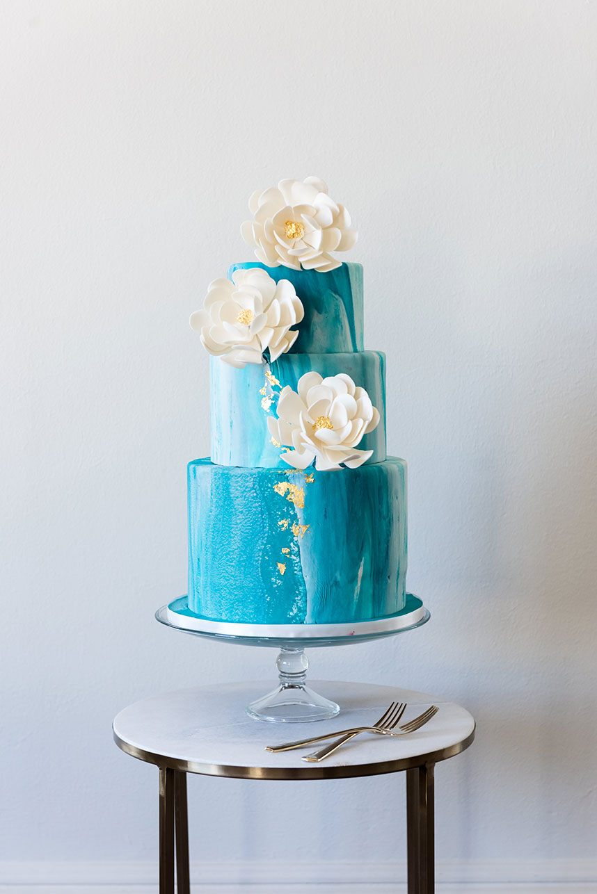 Famous Cake Artist : Colorful Cakes by Austin s Top Cake Artists