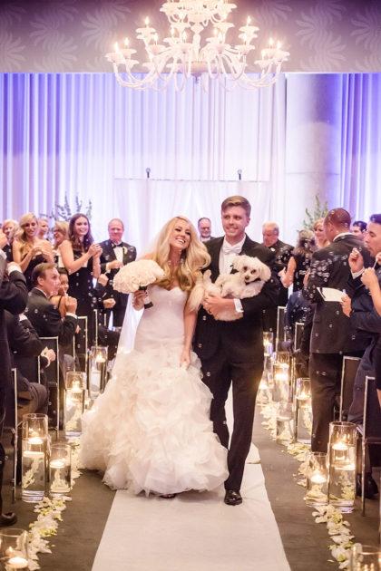 Modern Austin Wedding At The W Captured By Dustin Meyer