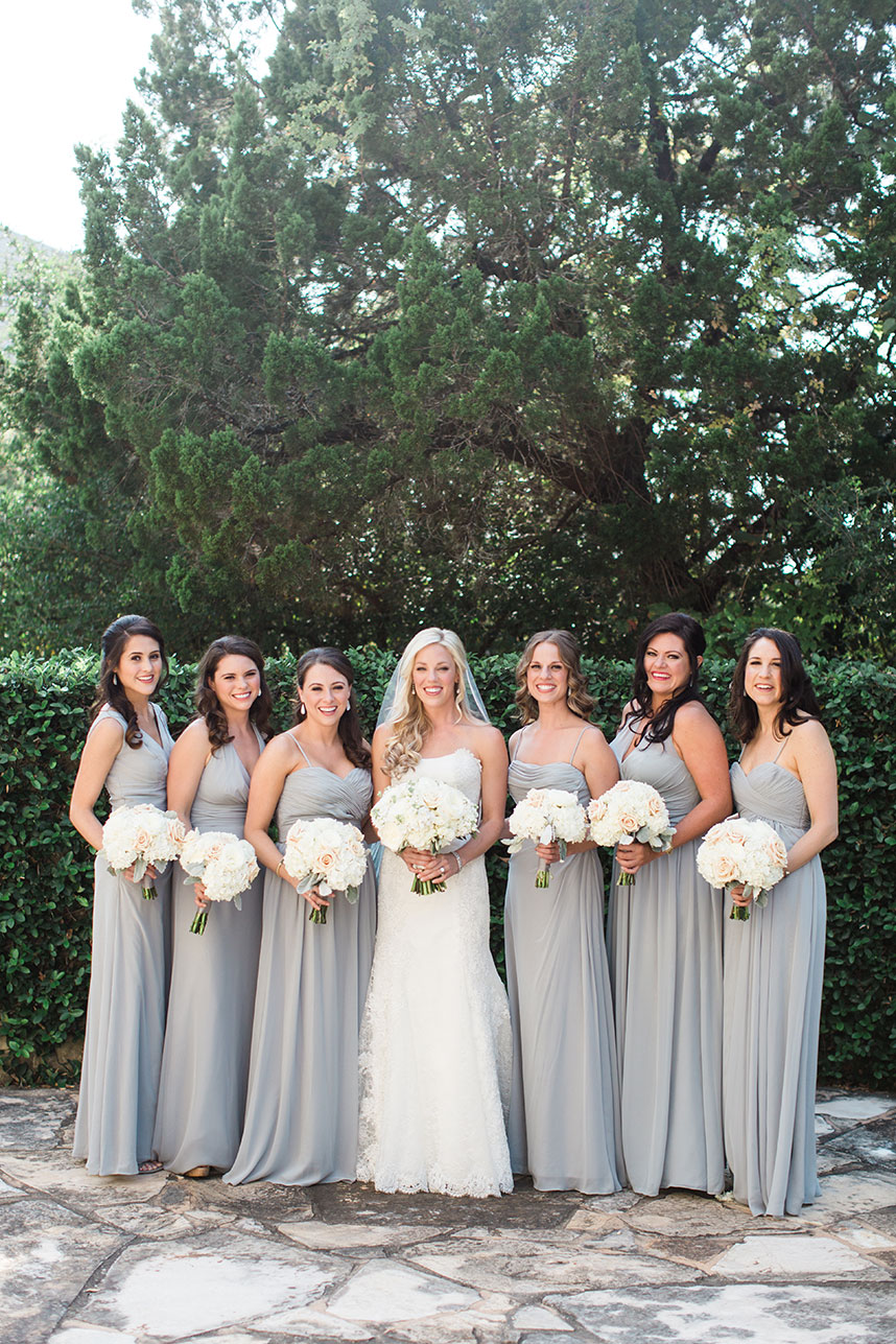 Wedding trend neutral bridesmaid dresses serendipityloft ombrellifo Image collections