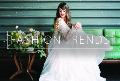 2016 Fashion TRENDS FEATURED