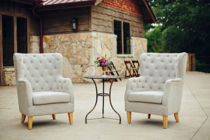 Colorful Hill Country Wedding At Camp Lucy
