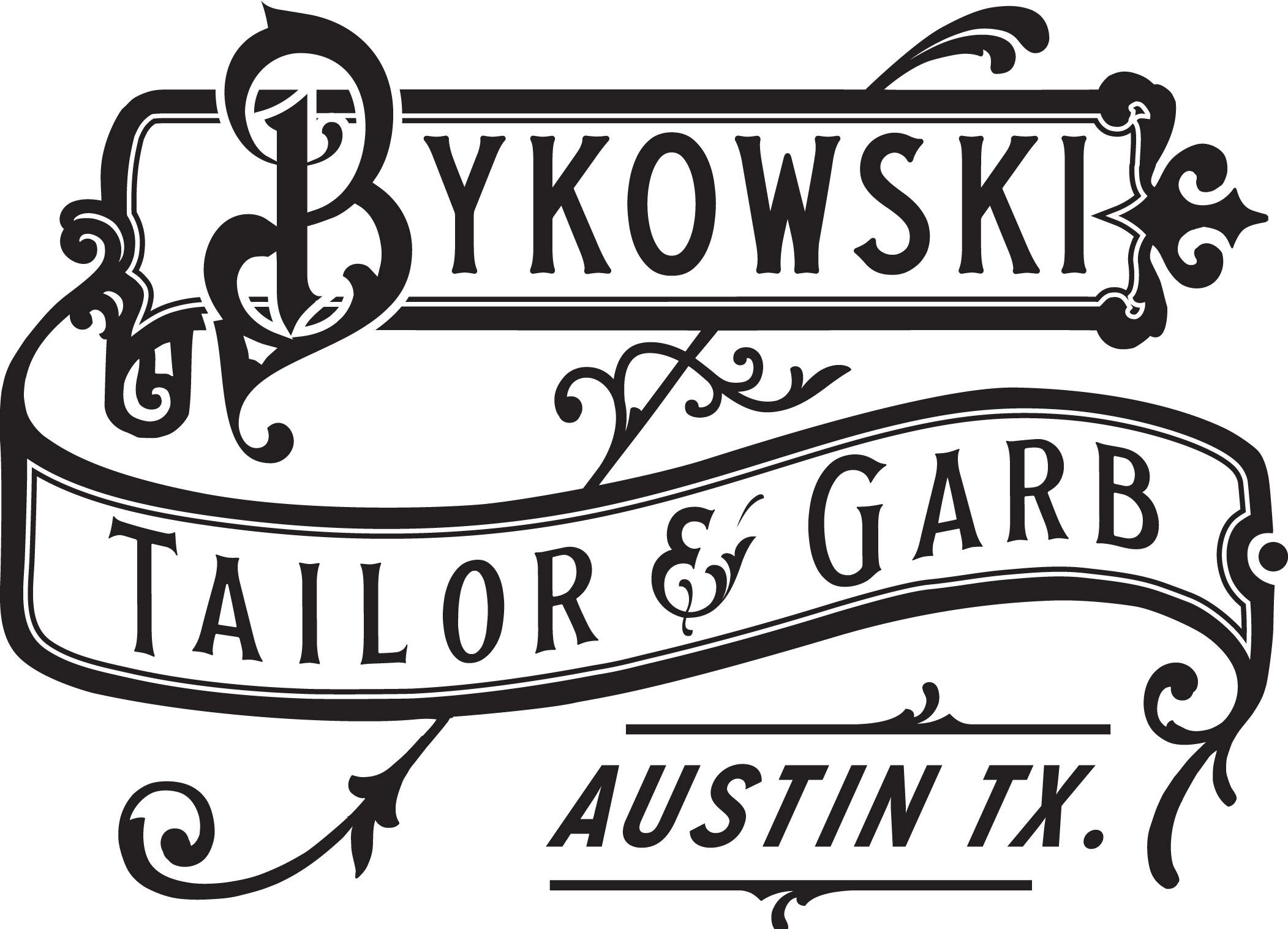 Bykowski Tailor & Garb - Austin Wedding Attire
