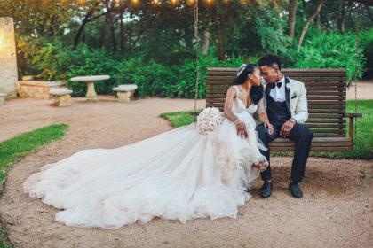 Shari Richards And Tyrell Gatewood S Romantic Austin