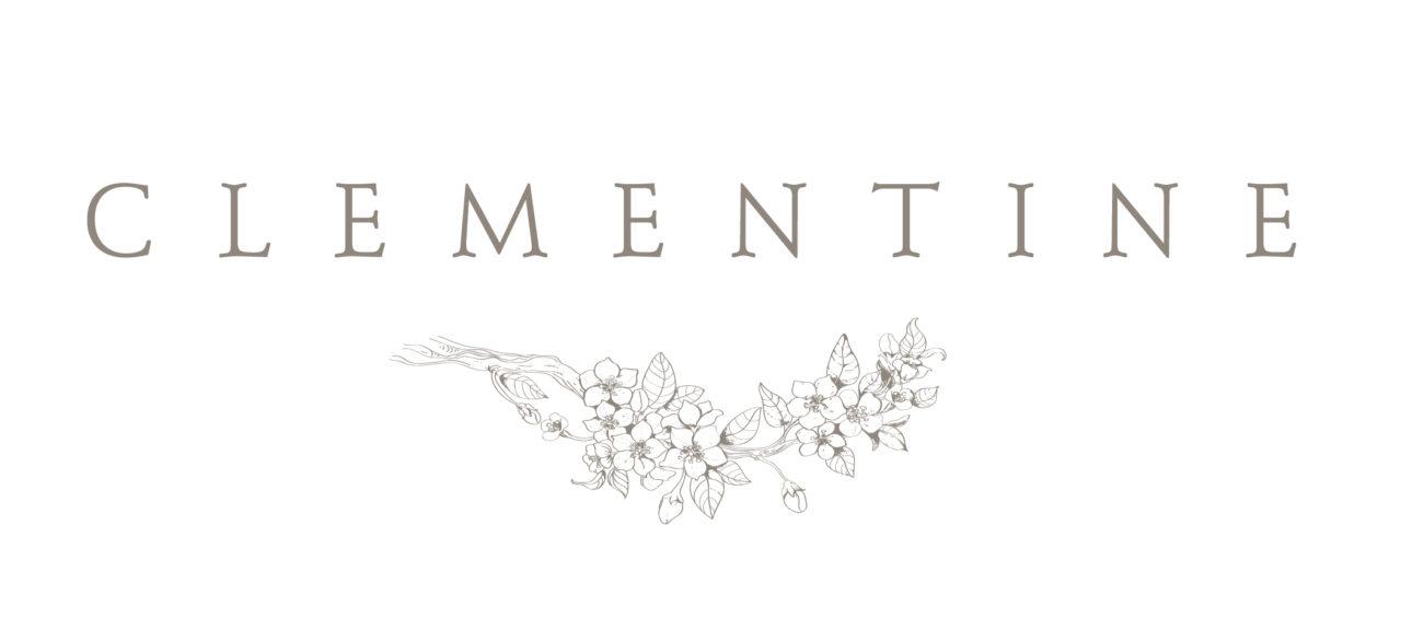 Clementine Botanical Art - Austin