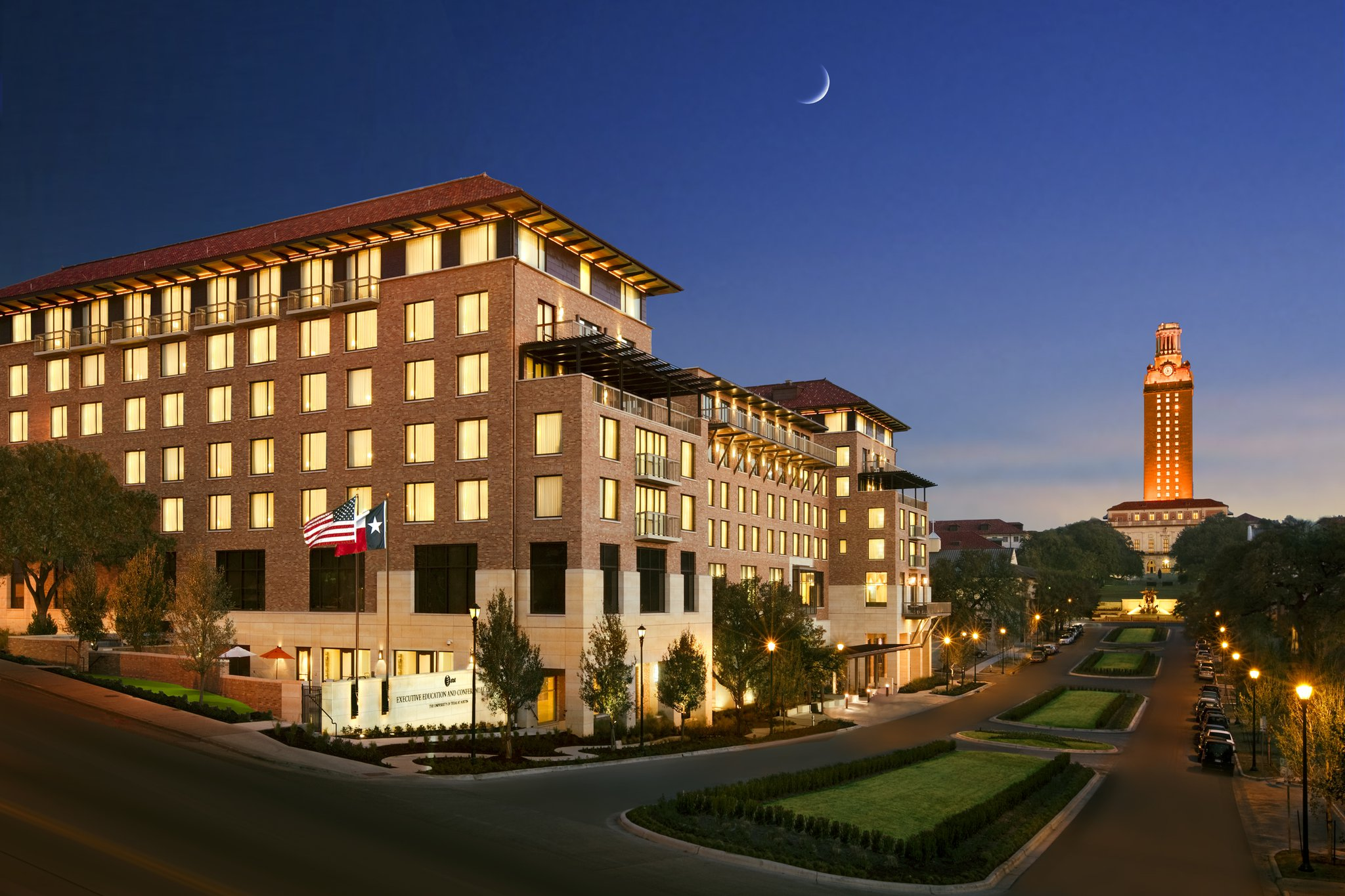 AT&T Hotel and Conference Center Accommodations, Venues
