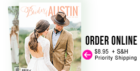 Order Brides of Austin Fall Winter 2017 Issue