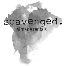 Scavenged Vintage Rentals