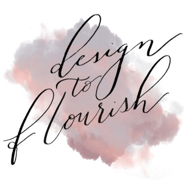 Design to Flourish - Austin Wedding Calligraphy