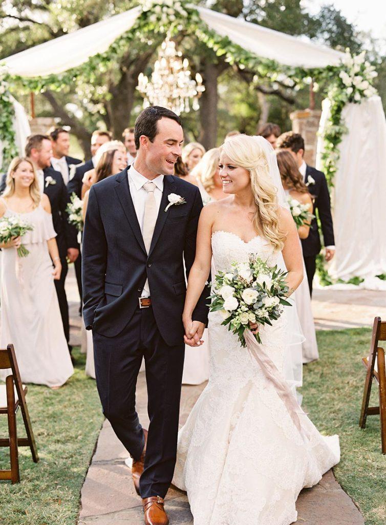 Wedding inspiration austin wedding magazine molly nackerman weds brycen wagner romantic austin wedding at ma maison junglespirit Choice Image
