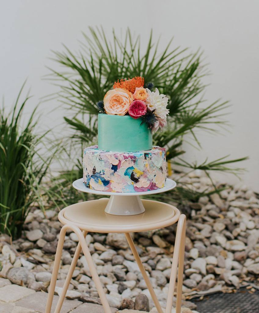 austin wedding cakes la la land cakes three sweet treats