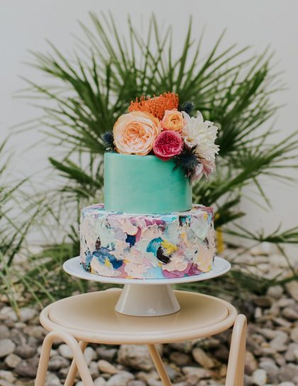 austin wedding cake and dessert bakers