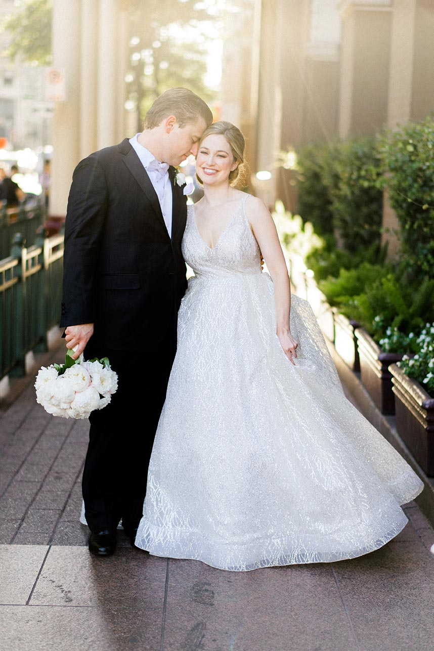 Kate Onofrey Weds Cameron Sando | Luxe Romantic Austin Wedding by Pearl Events Austin
