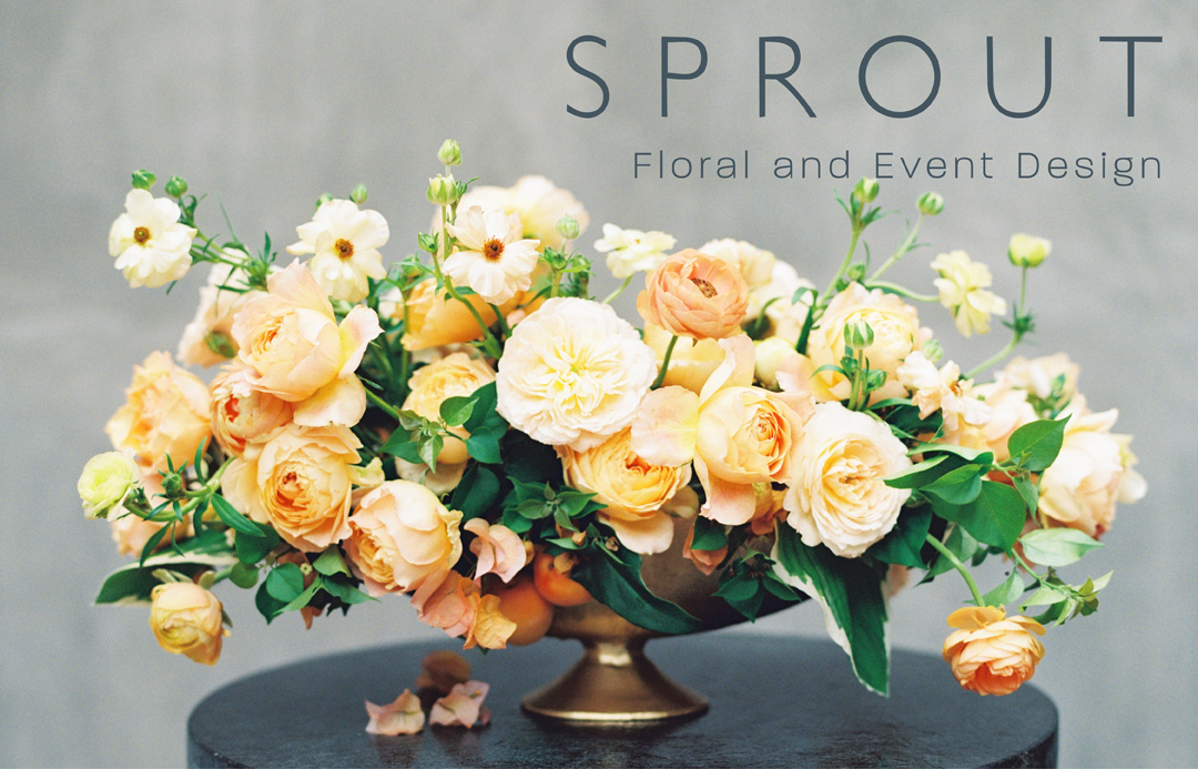Sprout Floral and Event Design - Austin Wedding Floral