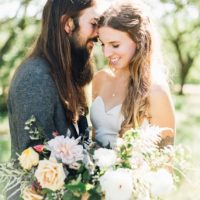 Emily Brown Weds David Smith Natural Austin Wedding at The Addison Grove
