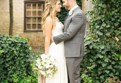 Robin Harris Weds Stuart Chaney Rustic Boho Austin Wedding at Hoffman Haus