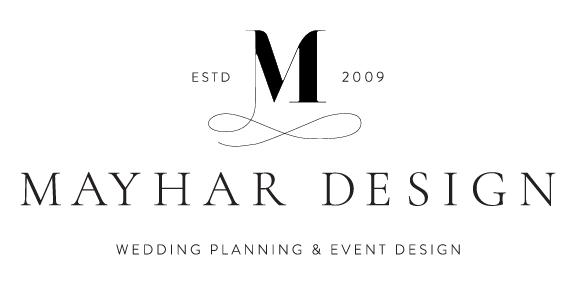 Mayhar Design Wedding Planner