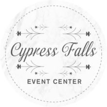 Cypress Falls Event Center Venues