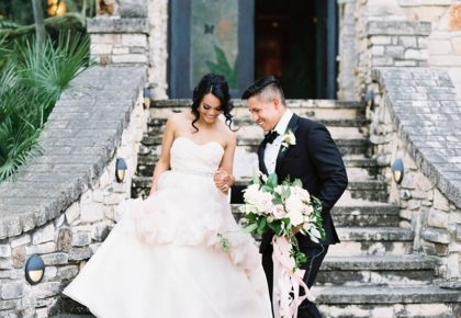 Jean Elizze Mabute Weds Jonathan Charles Organic Greenhouse Wedding by Two Be Wed
