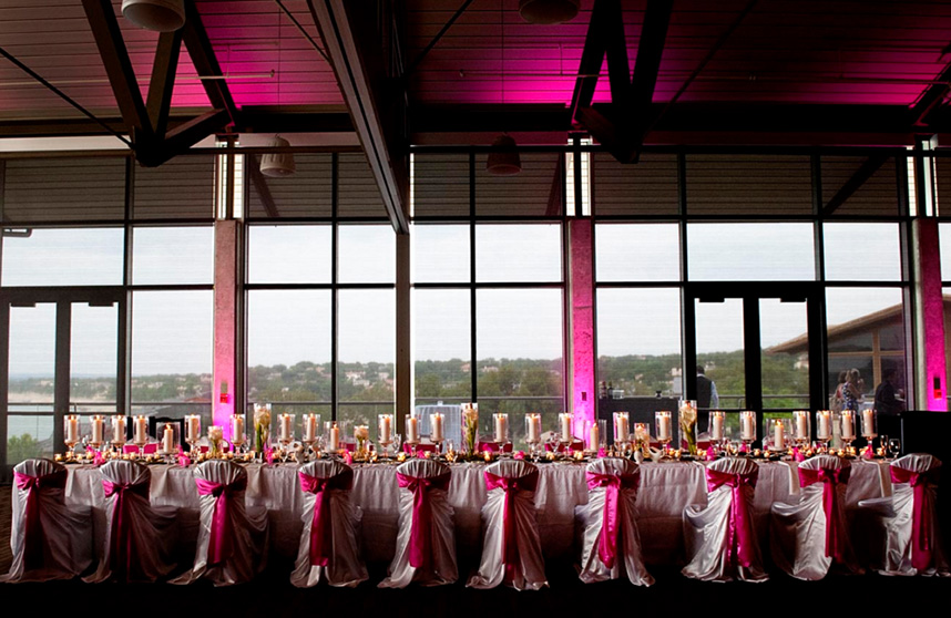 austin wedding venues with a view lakeway resort and spa