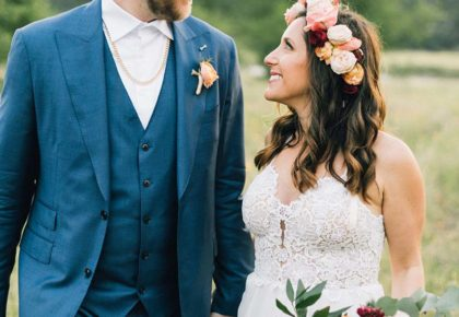 Jenna Verdicchio Weds Nick Rowland | Festival Inspired Boho Austin Wedding