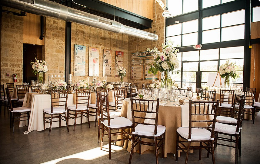 contemporary austin wedding venues