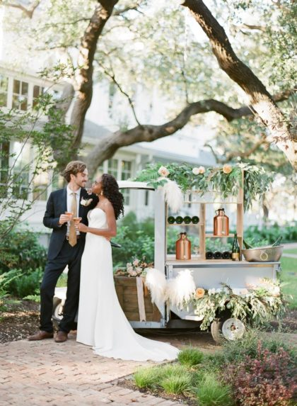 colorful summertime soiree from sophie epton photography