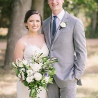 Cami Leach Weds Kevin McKeon Pretty Hill Country Wedding at Pecan Springs Ranch